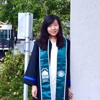 Fiona Liu加州大学圣地亚哥分校