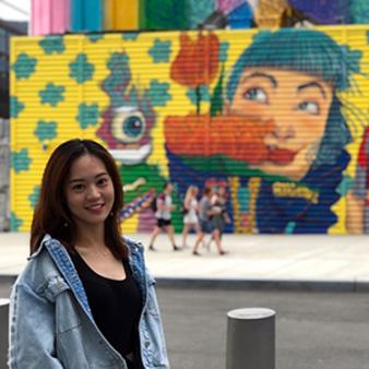 H學姐廣東外語外貿大學